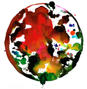 Gaia. 21x29 cms/42x59 cms. Acuarela/digital. Ilustración en acuarela y tratada digitalmente perteneciente a la colección Gaia. Serie de ilustraciones representando distintos países del mundo